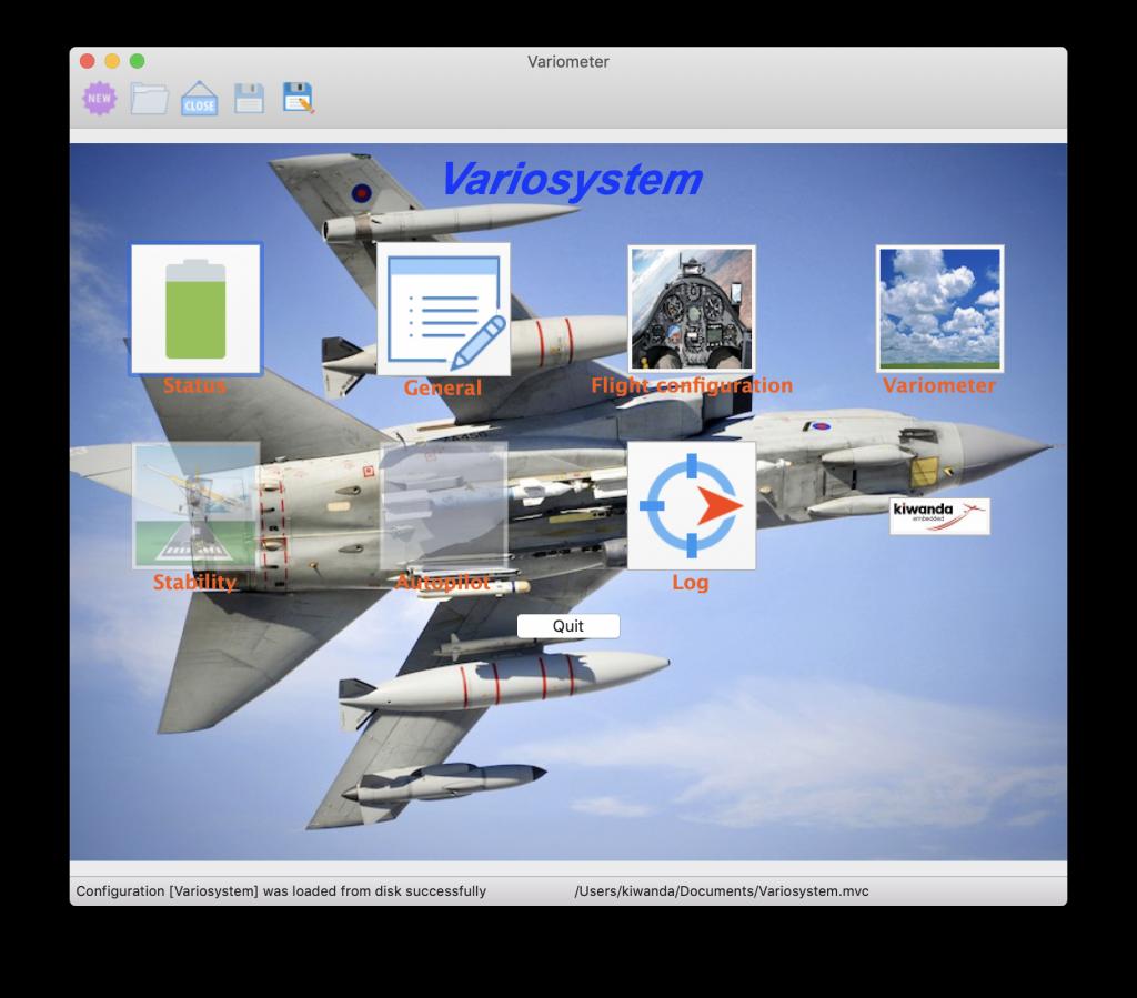 Variosystem on Apple Mac OS X